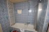 **VERKAUFT**  Quadratisch - praktisch - im grünen und günstig !!! Immobilie zum sofort beziehen - für den kleinen Geldbeutel - Blick ins Badezimmer