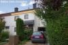 **VERKAUFT**  Stadtnah und doch im grünen- ideales Familienanwesen -beliebte Randlage in Offenbach - Bürgel - Vordere Hausansicht