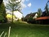 Hochwertiges Architektenhaus zum Hammerpreis !!! TIP TOP gepflegt mit Wintergarten und großem Grundstück - Hintere Ansicht mit TRAUMGARTEN
