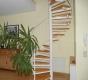 **VERKAUFT**  MAISONETTEN - WOHNTRAUM* mit Klimaanlage Im gepflegtem 5 Familienhaus !!! - Treppenaufgang