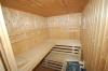 **VERKAUFT**  Traumhaftes Landhaus mit riesigem Grundstück. - In absolut ruhiger, ortsrandnaher Lage von Babenhausen OT - Blick in die Sauna