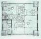 ***VERKAUFT*** TOP 3 Zimmer Maisonettenwohnung mit hochwertiger  Einbauküche und Stellplatz!! - Grundriss Obergeschoss