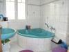 **VERKAUFT**DIETZ: Helle Doppelhaushälfte, Baujahr 2000, in ruhiger zentraler  Lage von Münster zzgl. 3,5 % Maklergebühr - Badezimmer 1 von 2