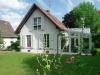 **VERKAUFT** Schickes Landhäuschen mit Wintergarten - großes Grundstück - ideal für Hundebesitzer ..... - Freistenhender HAUS - TRAUM