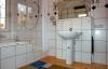 **VERKAUFT** Schickes Landhäuschen mit Wintergarten - großes Grundstück - ideal für Hundebesitzer ..... - Detail vom Badezimmer