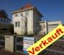 **VERKAUFT**  Villa **SONNENBLICK** mit großem Garten und Garage - Verkauft