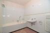 **VERKAUFT** Günstige 1-2 Zi. Wohnung in gepflegter Wohnanlage Baugebiet - Blick ins Badezimmer