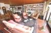 **VERKAUFT** Traumhaus mit herrlichem Panoramablick auf 1125 m²  **in Mosbach** - Weitere Ansicht des Wohn / Essbereichs