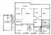 **VERKAUFT** Traumhaus mit herrlichem Panoramablick auf 1125 m²  **in Mosbach** - Grundriss Erdgeschoss
