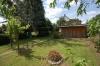 **VERKAUFT** DIETZ:  Ein Einfamilienhaus mit kinderfreundlichem Garten !!! - Blick Richtung Haus u. Nebengebäude