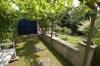 **VERKAUFT** DIETZ:  Ein Einfamilienhaus mit kinderfreundlichem Garten !!! - Blick Richtung Garage