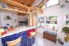 **VERKAUFT**DIETZ:  2 Familienhaus in grüner Umgebung mit super Austattung! - Obere ETAGE (Integrierter Küchenbereich)