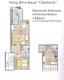 **VERKAUFT** Hochwertig ausgestattete SAHNE ETW im Feng Shui-Stil. - mit 2 Tiefgaragenstellplätzen u. Balkon - Grundriss obere & untere Etage
