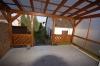 **VERKAUFT**  Einfamilienhaus mit Nebengebäude und Garten. - Überdachte große Terrasse