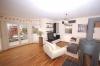 **VERKAUFT** Traumhaftes Einfamilienhaus !! Weit unter Neupreis !!  in klasse Feldrandlage! - Moderner Heizkamin im Wohnzi.