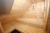 **VERKAUFT** Traumhaftes Einfamilienhaus !! Weit unter Neupreis !!  in klasse Feldrandlage! - Blick in die NOBLE Sauna