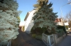 **VERKAUFT**DIETZ:  2 Fam-Haus im Herzen von Eschborn  -- Auch zum wohnen und arbeiten ! - Blick Hofeinfahrt