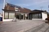 VERKAUFT**DIETZ: Exklusive Unternehmer - Villa  mit 2 Wohneinheiten und parkähnlichem Garten! - Große SONNENTERRASSE