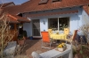 **VERKAUFT**DIETZ:  Wunderschöne Doppelhaushälfte im Landhausstil. - Sonnenterrasse mit Markise