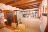 **VERKAUFT**DIETZ:  Wunderschöne Doppelhaushälfte im Landhausstil. - Blick Küche und Esszimmer