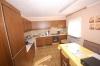 **VERKAUFT**Doppelhaushälfte mit Nebengebäude !!! - Blick in die große helle Wohnküche