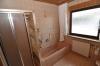 **VERKAUFT**DIETZ:   Freistehender Walmdachbungalow mit Einliegerwohnung  auf 1026 m² Grundstück. - TGL-Bad mit Dusche UND Wanne