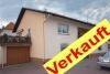 **VERKAUFT**DIETZ:  Freistehendes Wohnhaus mit Nebengebäuden u. Garage  -- viele Räumlichkeiten für viele Nutzungsarten. - Verkauft