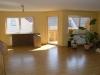 **VERKAUFT**DIETZ:  Neuwertige 4-5 Zimmer ETW mit Hausfeeling im 3 Familienhaus ! - Der große Wohnbereich (mit Balkonausgang)