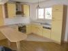 **VERKAUFT**DIETZ:  Neuwertige 4-5 Zimmer ETW mit Hausfeeling im 3 Familienhaus ! - Die Einbauküche ( VHB )