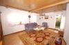 **VERKAUFT**DIETZ:  Kleines Einfamilienhaus mit Scheune! - Blick ins Wohnzimmer