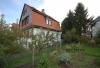 **VERKAUFT**DIETZ:  Einfamilienhaus direkt in Groß-Umstadt mit großem  Garten und Garage. - Ansicht mit Garten