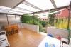 **VERKAUFT**DIETZ:   Einfamilienhaus mitten in Dieburg mit Garage und Garten! - Große überdachte Terrasse