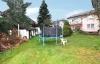 **VERKAUFT**DIETZ: 2 Familienhaus mit großem Grundstück in zentrumsnaher Lage von Dieburg mit neuem wärmegedämmten Dach! - Gartenansicht