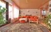 DIETZ: **VERKAUFT** 1-2 Familienhaus + Einliegerwohnung, 3 Garagen  und großem Grundstück in 1A Lage! - Wohnzimmer (EG)