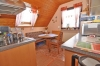 DIETZ: **VERKAUFT** 1-2 Familienhaus + Einliegerwohnung, 3 Garagen  und großem Grundstück in 1A Lage! - Küche (OG)