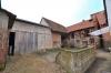 **VERKAUFT**DIETZ: Hofreite ideal für Tierhaltung - mit 1465 m² Gundstück - Blick auf die Nebengeb.(Stallungen)