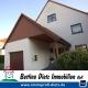**VERKAUFT**DIETZ: XXL-Einfamilienhaus für die Großfamilie in zentraler  bevorzugter Lage mit Terrasse, 2 Balkonen, Garten und Garage - Vorderansicht mit Garage