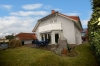 **VERKAUFT**DIETZ:  Architektenhaus: Großzügig-EXKLUSIV, funktional und  lichtdurchflutet, mit ELW !!! - Ansicht vom Garten aus