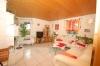 **VERKAUFT**DIETZ:  Architektenhaus: Großzügig-EXKLUSIV, funktional und  lichtdurchflutet, mit ELW !!! - Wohnzimmer (Fußbodenheizung)