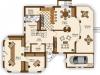 **VERKAUFT**DIETZ:  Architektenhaus: Großzügig-EXKLUSIV, funktional und  lichtdurchflutet, mit ELW !!! - Grundriss Erdgeschoss
