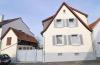 **VERKAUFT**DIETZ: Charmantes Mansardendachhaus mit Nebengebäude,  Garten und Vollkeller - Außenansicht