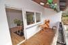 DIETZ: **VERKAUFT**  Zum Gewinnerpreis! Umfangreich saniertes Einfamilienhaus mit schönem Garten in ruhiger Lage. - Überdachter Balkon