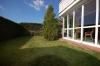 **VERKAUFT**DIETZ: Modernes Traumhaus mit hochwertige Ausstattung,  Wintergarten, Fußbodenheizung, Einbauküche, Garage ... - Blick in den Garten