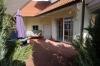**VERKAUFT**DIETZ: Modernes Traumhaus mit hochwertige Ausstattung,  Wintergarten, Fußbodenheizung, Einbauküche, Garage ... - Blick auf die Terrasse