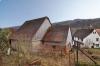DIETZ: **VERKAUFT** Romantisches Bauerngehöft (Wohnhaus und Scheune) für  Handwerker! (1084 m² Grundstück) - Ansicht Scheune