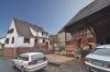 DIETZ: **VERKAUFT** Romantisches Bauerngehöft (Wohnhaus und Scheune) für  Handwerker! (1084 m² Grundstück) - Vorderansicht