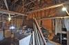 DIETZ: **VERKAUFT** Romantisches Bauerngehöft (Wohnhaus und Scheune) für  Handwerker! (1084 m² Grundstück) - Blick in die Scheune