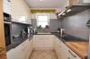 **VERKAUFT**DIETZ: Umfangreich ausgestattete Traumwohnung mit Kaminofen,  Einbauküche, Fußbodenheizung,  2 Balkone usw. - Einbauküche INKLUSIVE