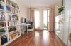 **VERKAUFT**DIETZ: Umfangreich ausgestattete Traumwohnung mit Kaminofen,  Einbauküche, Fußbodenheizung,  2 Balkone usw. - Büro / Schlafzi 2 v. 2