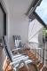 **VERKAUFT** DIETZ: Modernisiertes 2 Familienhaus auf pflegeleichtem Grundstück! Ruhig UND zentrumsnah! - Blick auf den Balkon (OG)